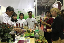 VCED project supports Vietnamese cooperatives to develop markets through Vietnam Foodexpo 2019